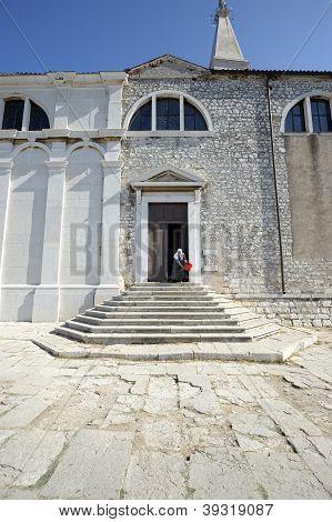 Saint Euphemia's Church in Rovinj