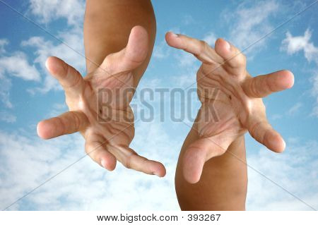 Magic Hand.