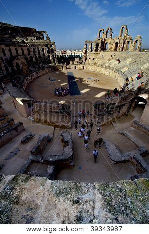 Inside Of Arena