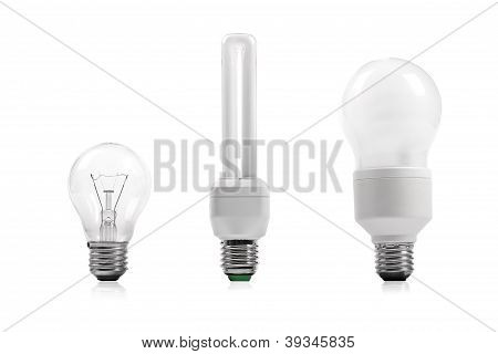 Energy Saving And Filament Bulb