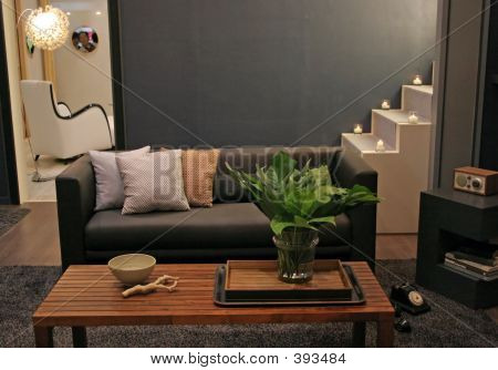 Living Room - Home Interiors