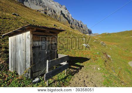 Alpine Toilet