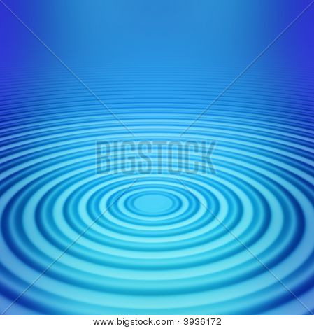 Big Concentric Ripple Middle