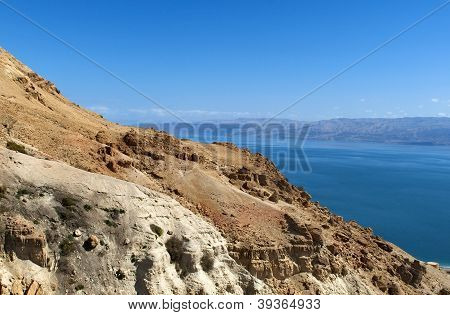 Views Of The Dead Sea