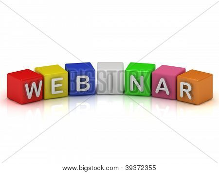 Webinar Color Cubes