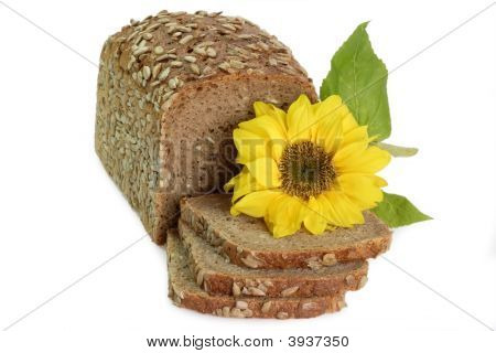 Rye Bread With Sunflower
