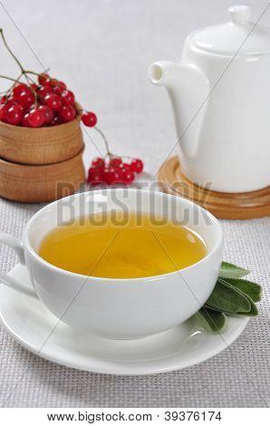 Herbal Sage Tea