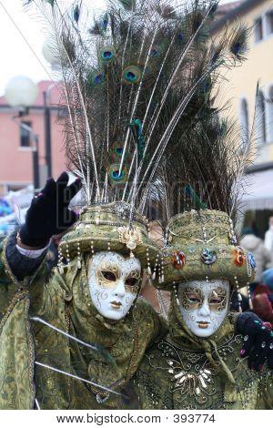Venetian Mask Carnival 2