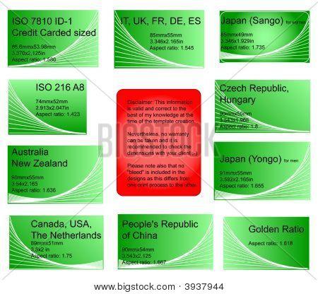 International Business Cards