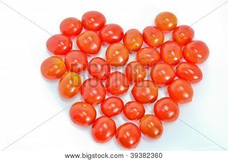 Tomatoes Heart.