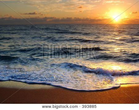 Horizontal Sunrise