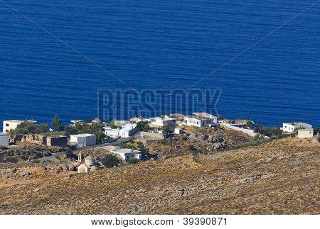 Sfakia area at Crete island, Greece