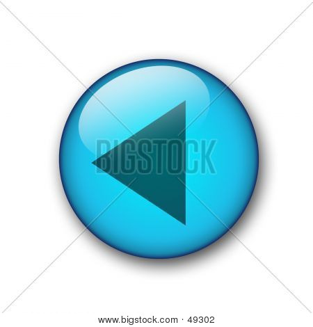 Aqua Web Button