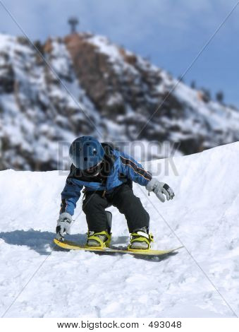 Junior Snowboarder