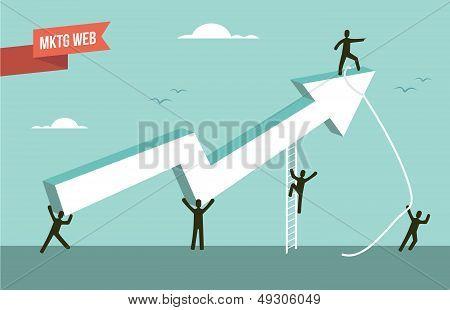 Marketing Web Strategy To Success
