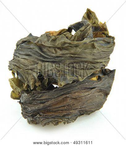 dried kelp
