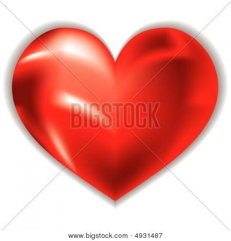 Reflejo del corazón de amor