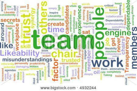 Team Wordcloud