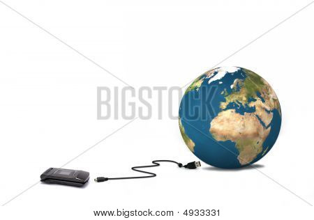 Cell Phone Connect To Globe