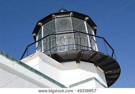 Lighthouse at Point Bonita