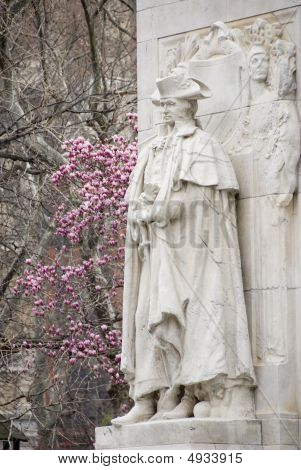 George Washington And Cherry Tree