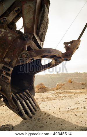 Big bucket bulldozer career
