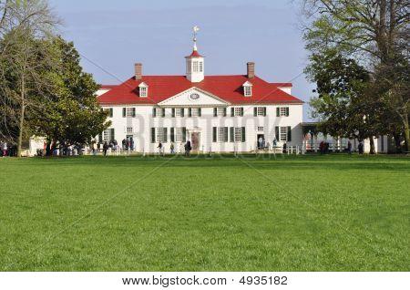 Mount Vernon In Virginia