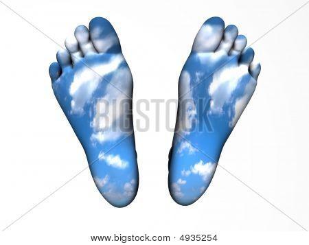 Sky Feet