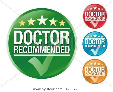 Doctor Recommend Icons
