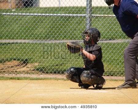 Baseball-Catcher