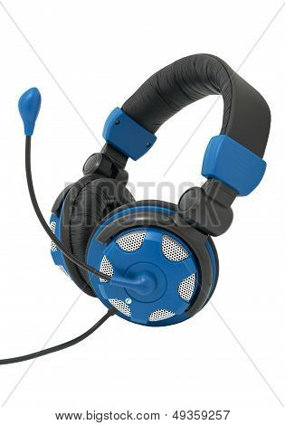 Headphones With Microphone