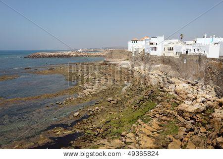 Moroccan Town Asilah