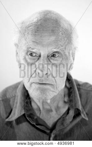 Dramatic Senior Portrait