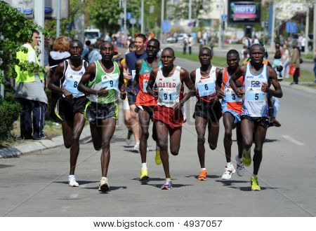 22Nd Belgrade Marathon