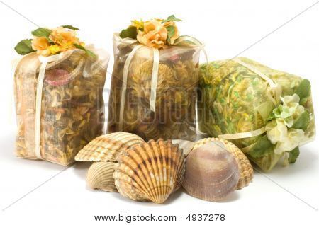 Bag With Herbs