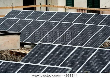 Photovoltaic Panels