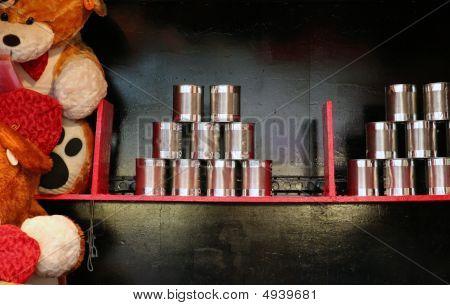 Fairground Cans