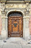 Gdansk Old Door