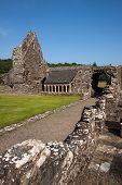 ������, ������: Glenluce Abbey