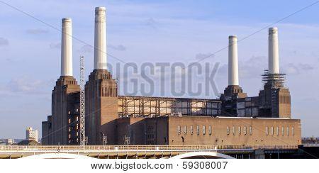 London Battersea Powerstation