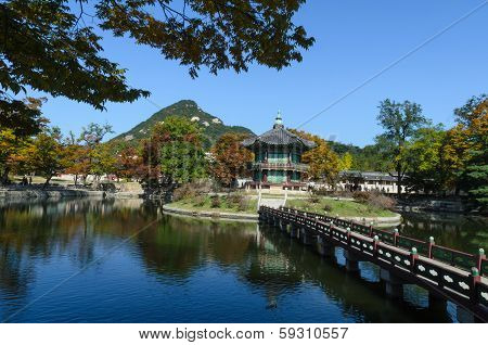 Hyangwon-jeong pavilion, Seoul
