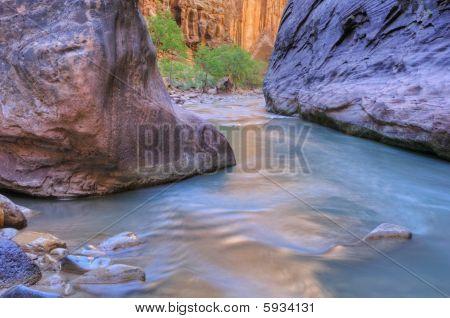 Virgin River Narrows