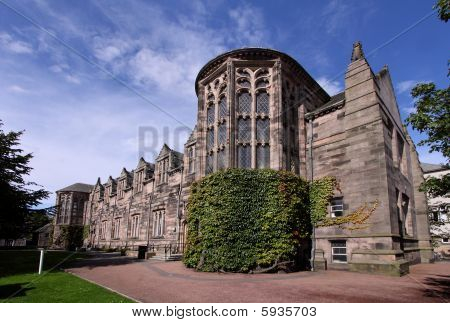 Aberdeen University New King's College Building