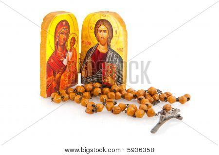 Griechische Orthodoxe religion