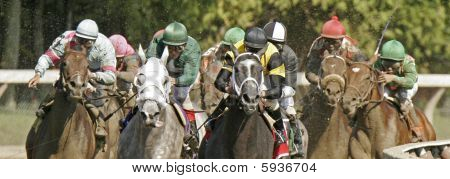 Saratoga Head-On Racing