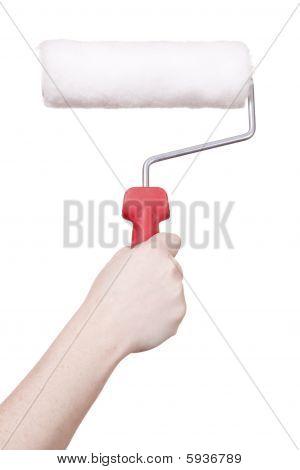 Marketing Paint Brush