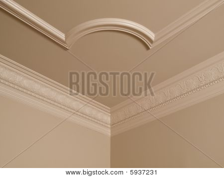 Luxury Home Ceiling Detail