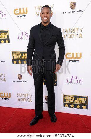 LOS ANGELES - JAN 16:  Marlon Wayans arrives to the Critics' Choice Movie Awards 2014  on January 16, 2014 in Santa Monica, CA