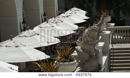 Luxury Resort Dining