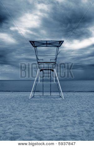 Torre de salvavidas